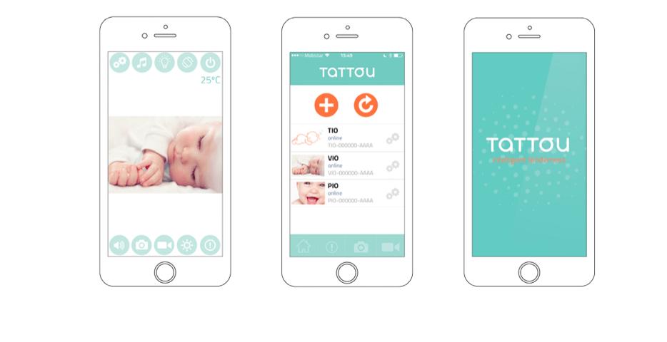 smartphone babyfoon