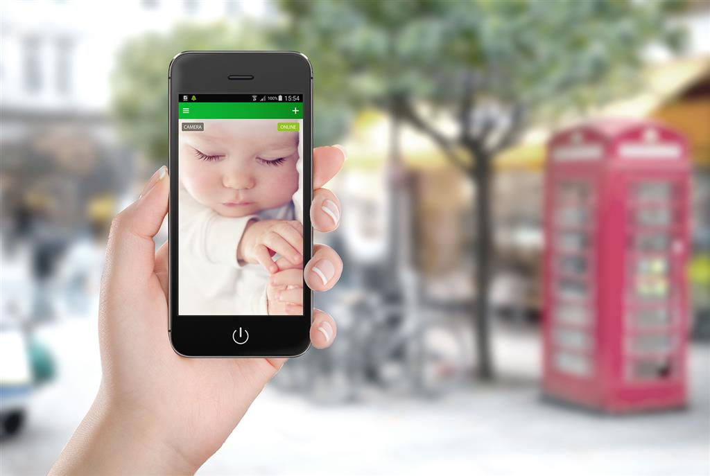 wifi babyfoon