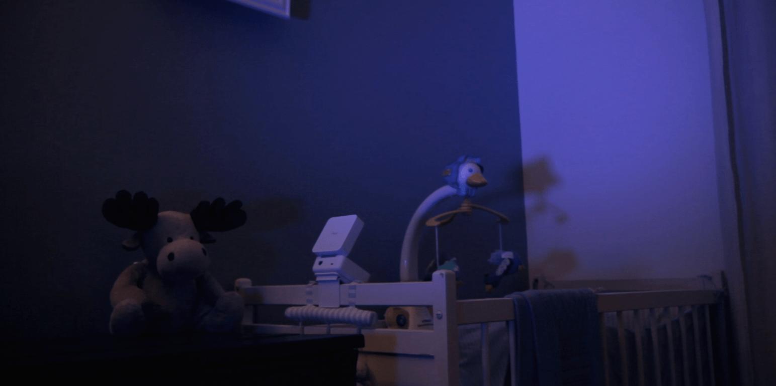 babyfoon met nachtzicht