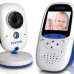 Goedkope babyfoon met camera
