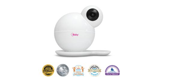 wifi babyfoon met camera