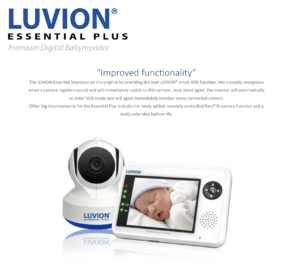 Luvion Essential Plus