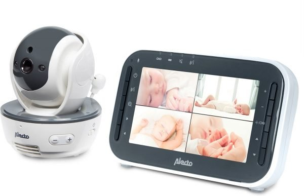 4. Alecto DVM-200 Babyfoon