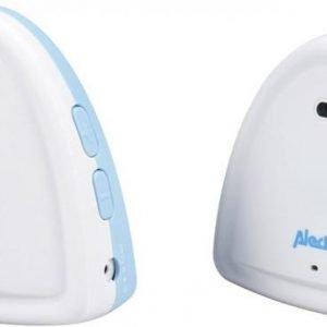 Alecto DBX-35 | DECT Babyfoon | 100% Storingsvrij | Wit / Blauw
