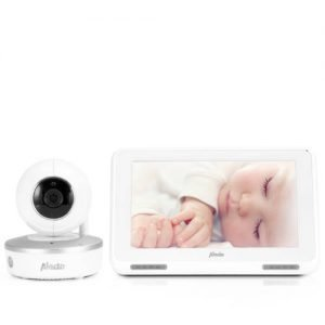 Alecto DIVM-770 wifi babyfoon met camera en 7' touchscreen