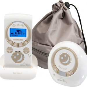 Audioline Baby Care 8 eco zero DECT babyphone 120kanalen