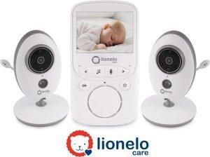 Goedkope babyfoon met camera Lionelo Babyline 5.1 Babyfoon met 2 camera's