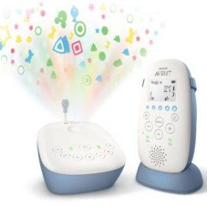 Philips Avent DECT-babyfoon SCD734/26