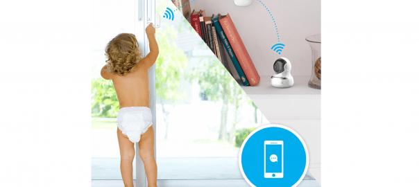 IP-camera als babyfoon