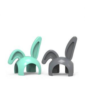 Alecto accessoire voor babyfoon - set van 2