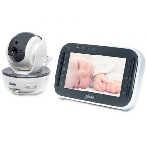 "DVM-200 Babyfoon met camera 4,3"""