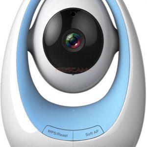 Foscam Fosbaby P1 - Babyfoon IP-camera - Blauw