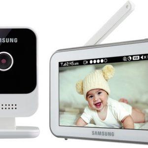 Baby monitor Samsung SEW-3042W IR 2500 mAh Wit