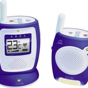 m-e modern-electronics 10604 DBS 5 Babyfoon Digitaal 2.4 GHz