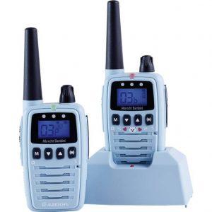 Albrecht 29870 Bambini Babyfoon Analoog 446 MHz