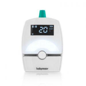 babymoov Extra zender voor babyfoon Premium Care wit