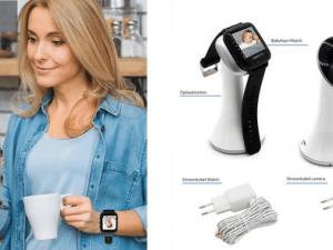 Babyfoon met een smartwatch, de nieuwste gadget van Orretti