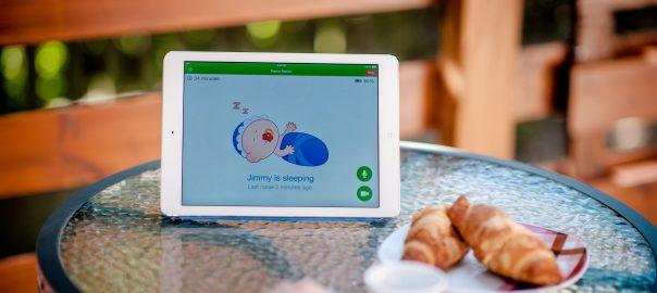 Babyfoon-app-3G