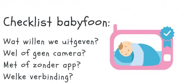 babyfoon kopen tips