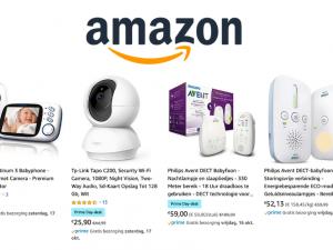 Babyfoon kopen bij Amazon