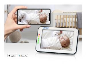 Luvion Supreme Connect 2 , de nieuwste Luvion babyfoon met wifi